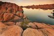 Watson Lake in the Granite Dells of Prescott, AZ
