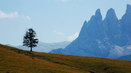 Italy, Dolomite landscape