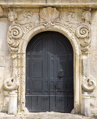 Antico portone - Lecce