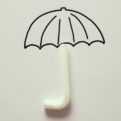 Conceptual umbrella