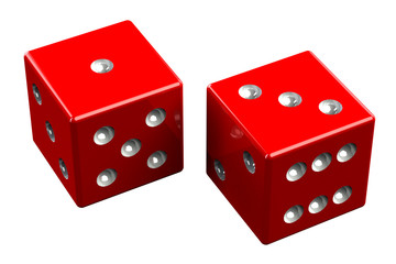 Pair of dice - Easy Four