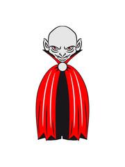Nosferatu vampire Cape