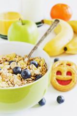 children's breakfast
