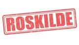 Roskilde stamp
