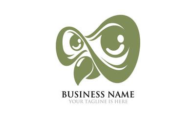 Infinity Owl the Predator - Logo
