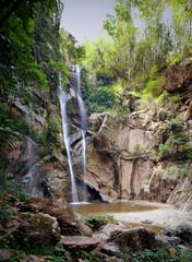 Mok Fa waterfall b