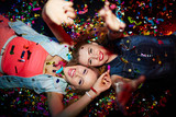 Confetti girls