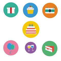 birthday set