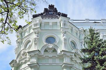 Бывший особняк М.И. фон Рекк, Москва, Пятницкая ул.