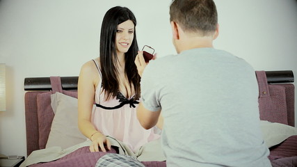 Woman unhappy about wedding proposal