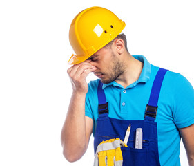 Builder - Construction Worker