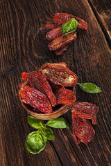 Sundried tomatoes.