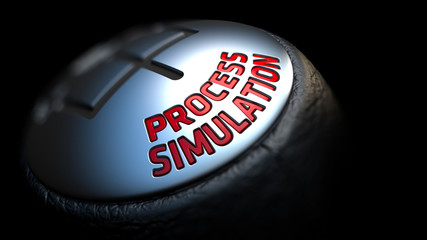 Process Simulation. Shift Knob. Concept of Influence.