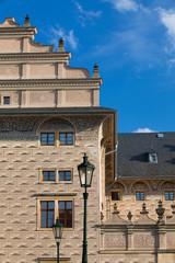 The famous Schwarzenberg Palace near the Prague Castle