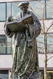 Monument to Erasmus of Rotterdam, Netherlands (Desiderius Erasmu