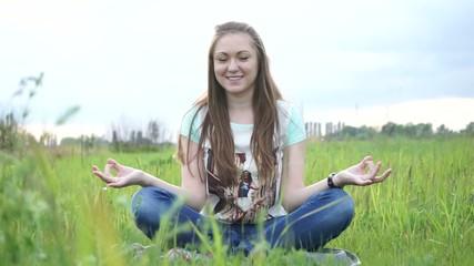 meditation at morning