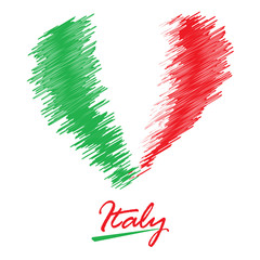 Italy - logo made in italy