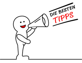 Strichmännchen Tipps