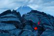 Постер, плакат: Вулканы Камчатки