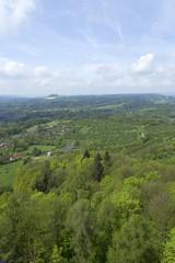 Spring Landscape in Bohemian Paradise, Czech Republic