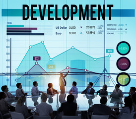 Development Improvement Change Innovation Concept