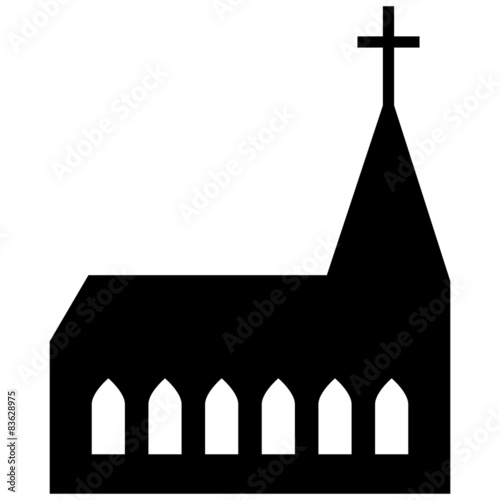 quot kirche  icon  vektor  schwarz  freigestellt quot  stockfotos clipart church soldiers clipart church- kjv