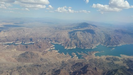 Nevada from 30 000 feet