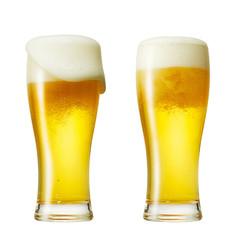 ビール 二個