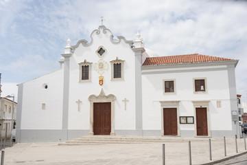 San Lorenzo Church Faro, Loule