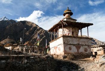 Ringmogaon - Phoksundo trek - Lower Dolpo