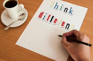 concept bureau  - think different