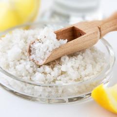 Salz und Zitronen