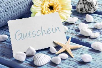 Wellness - Gutschein