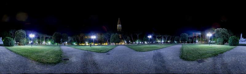 panorama panoramica arezzo parco prato