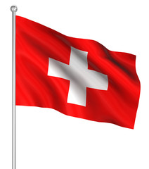 Country flag - Switzerland