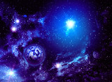 Universe Background - 83689729