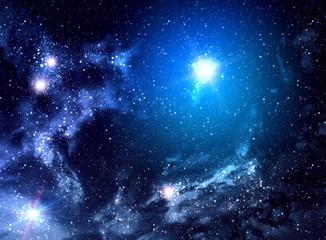 Tło wszechświat