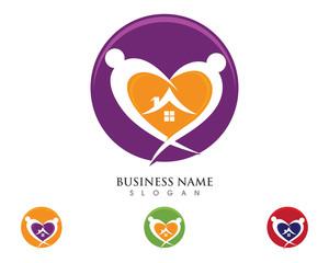 Family Care Love Logo
