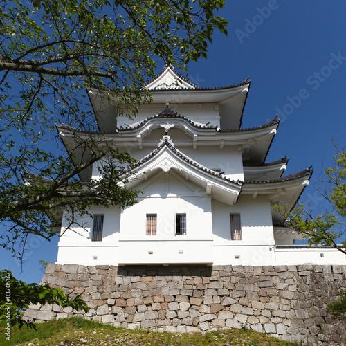 Poster The original Ninja castle of Iga Ueno