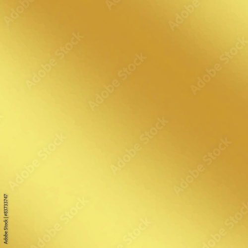 gold metal texture background with oblique line of light to deco