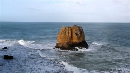 Eagle Rock Volcanic Stack