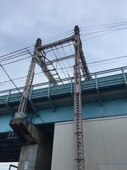 東京JR東日本の鉄橋