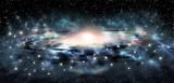 galaxy blue creative - 83817587