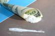 Постер, плакат: Наркотики деньги