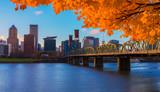 Portland, Oregon Waterfront - 84012171