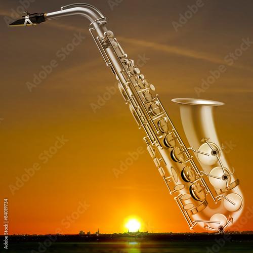 fondo-abstracto-nocturno-con-ciudad-y-saxofon