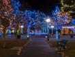 Sante Fe Plaza Christmas