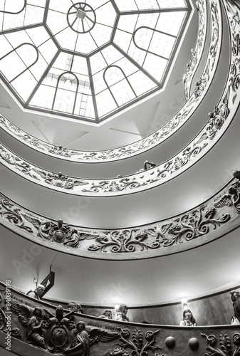 Foto op Canvas Milan Lighthouse staircase