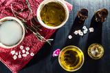 massaggio benssere relax spa olio e crema