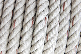 Rough rope - Closeup texture background